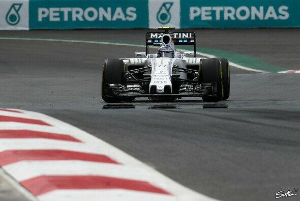 Williams musste sich Red Bull im Qualifying geschlagen geben - Foto: Sutton