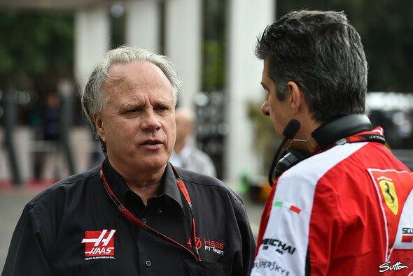 Haas hatte mit dem F1-Einstieg keine Eile - Foto: Sutton