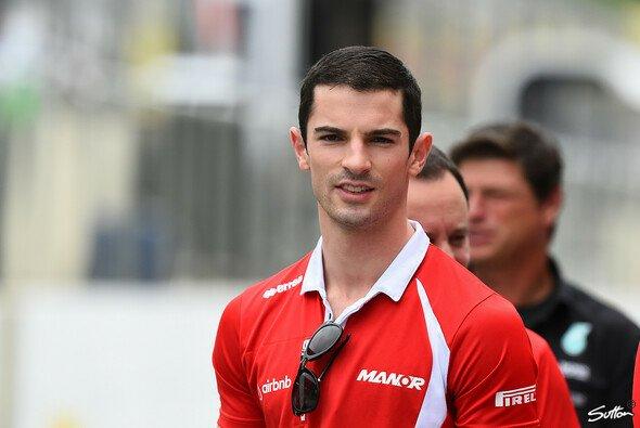 Alexander Rossi wird Reservefahrer bei Manor - Foto: Sutton