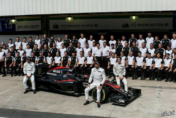 McLaren stellt sich schonmal für 2016 auf - Foto: Sutton
