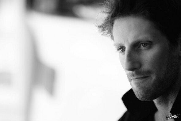 Romain Grosjean ist der einzige Fahrer im Feld mit französischer Lizenz - Foto: Sutton