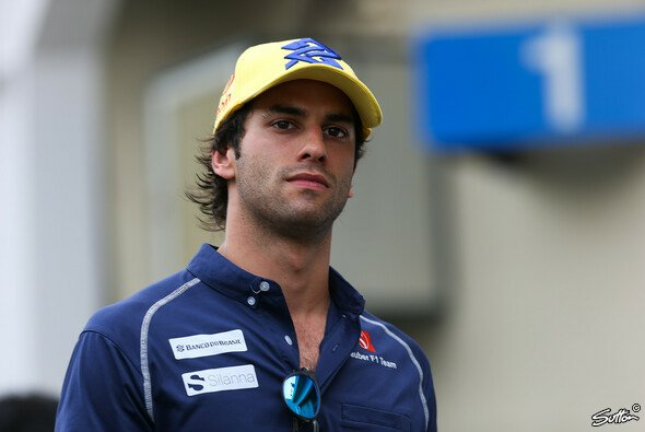 Felipe Nasr denkt an einen Wechsel des Teams. - Foto: Sutton