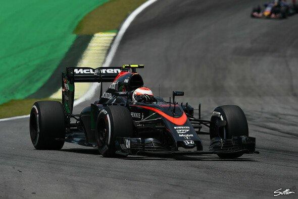 Jenson Button hofft auf bessere Zeiten - Foto: Sutton