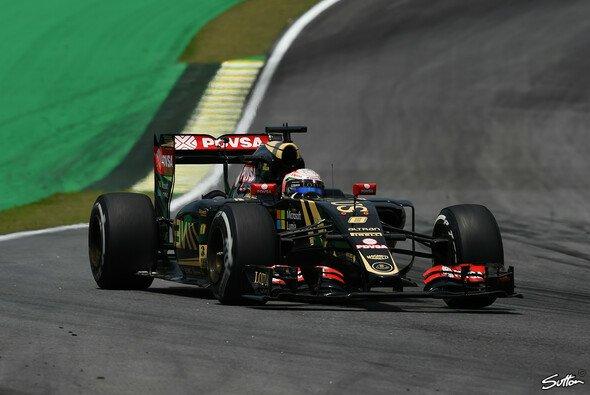 Lotus enttäuschte im Brasilien-Qualifying auf ganzer Linie - Foto: Sutton