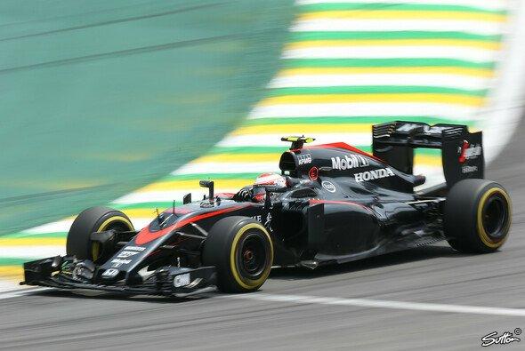 McLaren fuhr der Musik 2016 meistens hinterher - Foto: Sutton