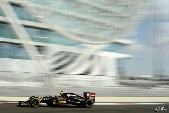 Maldonado will 2017 zurück in die F1 - Foto: Sutton