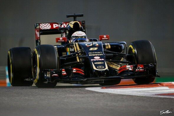 Ein letztes Mal länger Ausschlafen für Romain Grosjean - Foto: Sutton