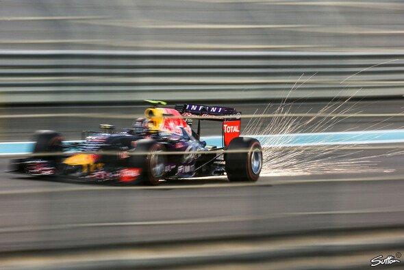 Red Bull fährt weiterhin mit Renault im Heck, nur unter anderem Namen - Foto: Sutton