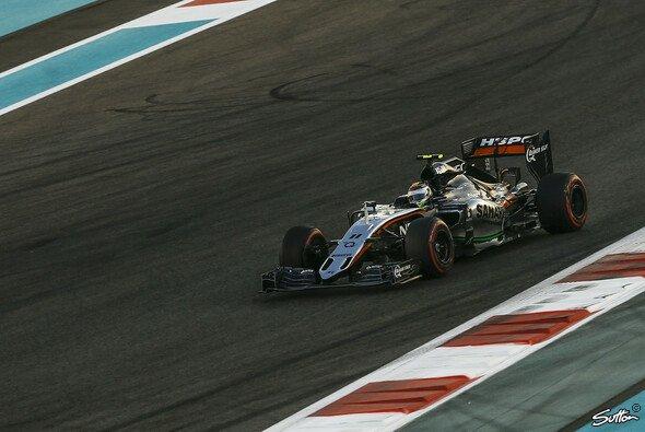 Force India steht kurz vor einem weitreichenden Deal mit Aston Martin - Foto: Sutton