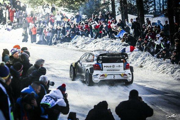Jari-Matti Latvala fuhr in Monte Carlo einen Zuschauer an - Foto: Sutton