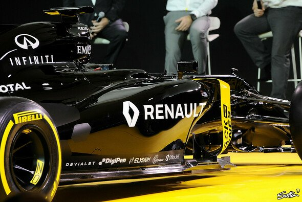 Das Projekt Comeback ist bei Renault langristig ausgelegt - Foto: Sutton