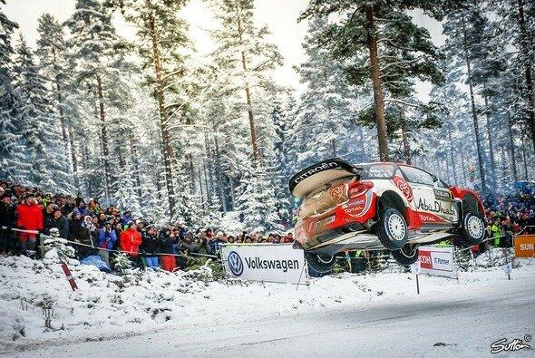 Das Team hat nach den ersten zwei Saisonrallyes in Schweden und Monte Carlo eine Pause eingelegt - Foto: Sutton