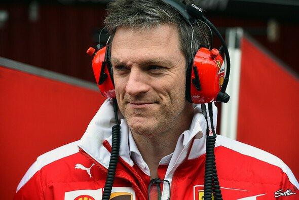 James Allison hat großen Anteil am Aufschwung von Ferrari - Foto: Sutton