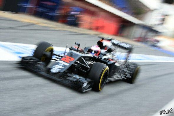 McLaren ist mit der bisherigen Zuverlässigkeit zufrieden - Foto: Sutton