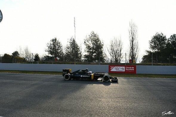 Renault muss Risiken eingehen, meint Frederic Vasseur - Foto: Sutton