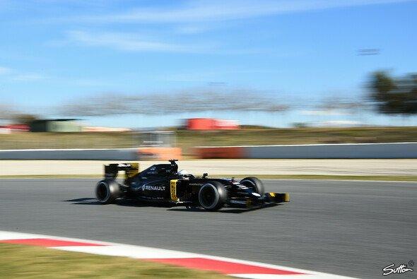 Renault hat noch eine ganz Menge Arbeit vor sich, um den Anschluss zu finden - Foto: Sutton