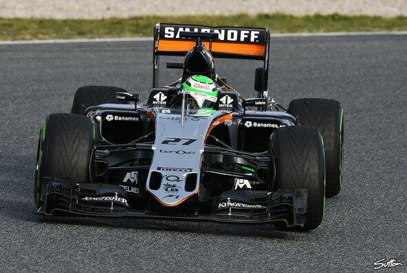 Force India bläst zum Angriff auf die erweiterte Spitze - Foto: Sutton