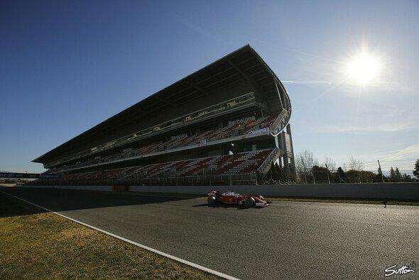 Barcelona ruft zum dritten Mal in diesem Jahr zu Testfahrten - Foto: Sutton