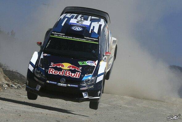 Volkswagen gab nach vier Jahren den Ausstieg aus der WRC bekannt - Foto: Sutton