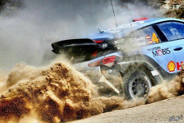 Hyundai feilte bei Testfahrten vor der Rallye Argentinien an Handling und Zuverlässigkeit - Foto: Sutton