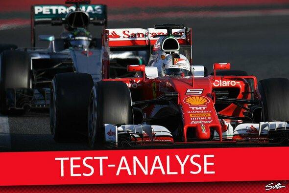 Kann Ferrari Mercedes in der Formel-1-Saison 2016 wirklich angreifen? - Foto: Sutton