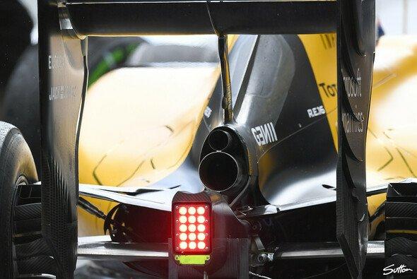 Renault bringt zum Barcelona-Test zahlreiche Updates mit: Hauptaugenmerk liegt auf dem Motor - Foto: Sutton
