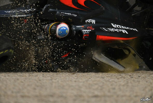 Die Formel 1 ist zwar sicherer geworden, schwere Unfälle zählen dennoch weiter zur Tagesordnung - Foto: Sutton