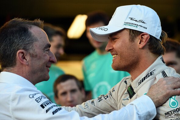 Paddy Lowe verlässt Mercedes - Ist er der Puzzle-Stein beim Poker um den Rosberg-Nachfolger? - Foto: Sutton