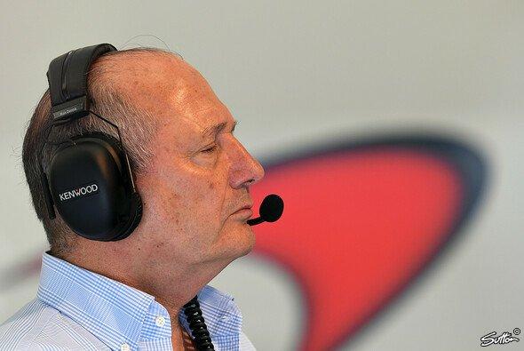Ron Dennis ist nicht länger Chef von McLaren - Foto: Sutton