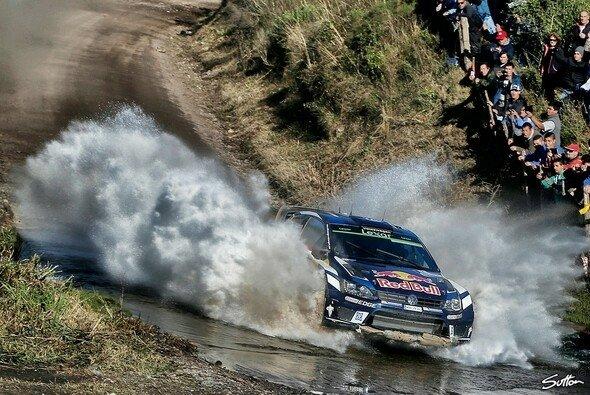 Argentinien Rallye: Latvala mit knapp acht Sekunden Vorsprung auf Ogier - Foto: Sutton