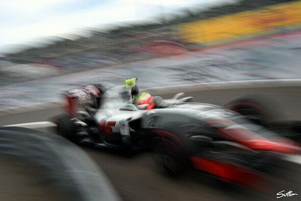 Das Haas F1 Team steht vor seinem zweiten Jahr in der Formel 1 - Foto: Sutton