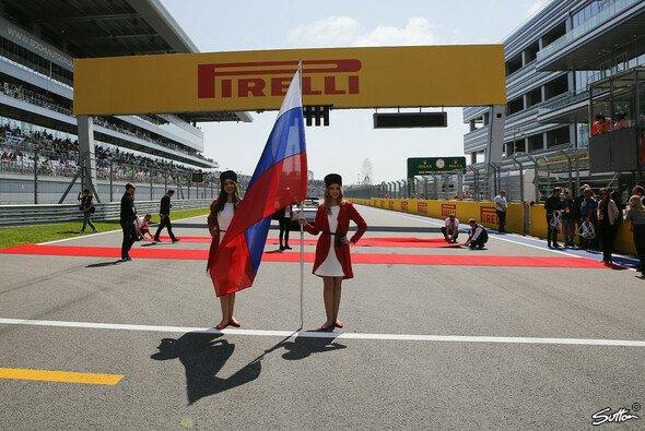 Die Formel 1 fährt dieses Wochenende in Russland - Foto: Sutton