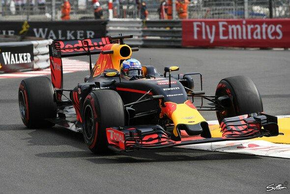 Daniel Ricciardo war in Monaco nicht gut gelaunt - Foto: Sutton