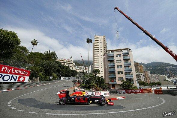 Daniel Ricciardo erzielte die Bestzeit im zweiten Training in Monaco - Foto: Sutton