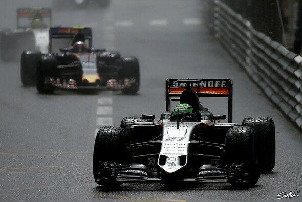 Nico Hülkenberg muss auch nach dem Grand Prix von Monaco weiter auf das erste Podium warten - Foto: Sutton