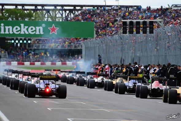 Vor dem Kanada GP blicken wir auf die Form aller F1-Teams - Foto: Sutton