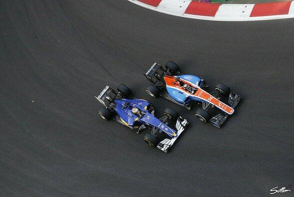 Wehrlein oder Ericsson: Wer wird die Nase vorne haben? - Foto: Sutton