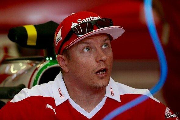 Kimi Räikkönen ist längst eine Kultfigur in der Formel 1 - Foto: Sutton
