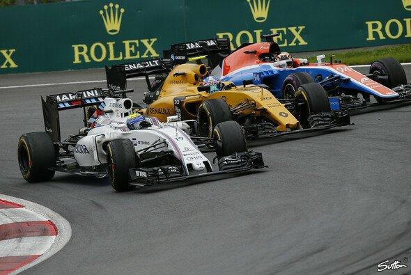 Die Formel-1-Cockpits für 2017 beschränken sich auf nur noch wenige Teams - Foto: Sutton