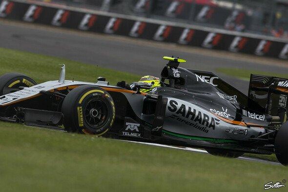 Force India erlebte ein erfolgreiches Heimspiel - Foto: Sutton