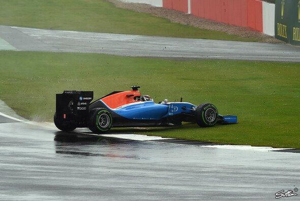 Für Pascal Wehrlein war das Rennen in Silverstone eine große Enttäuschung - Foto: Sutton