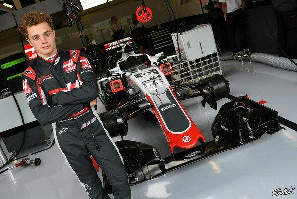 In Silverstone feierte Ferrucci sein Formel-1-Debüt - Foto: Sutton