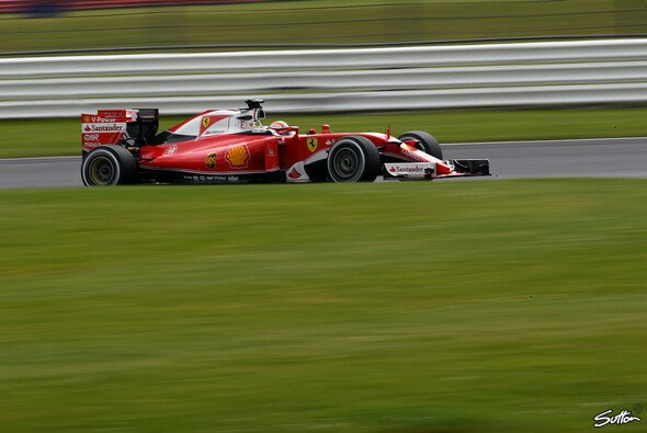 Räikkönen lies sich am zweiten Testtag die Bestzeit nicht entgehen - Foto: Sutton