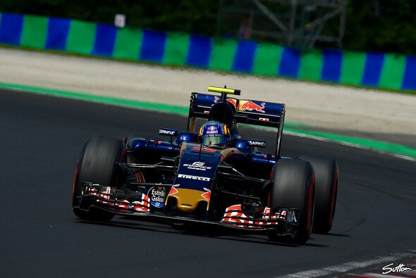 Der Punktegarant bei Toro Rosso 2016: Carlos Sainz - Foto: Sutton