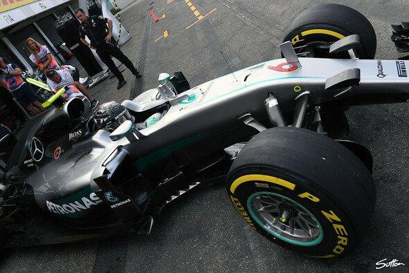 Nico Rosberg dominierte das 1. Freie Training zum Deutschland GP auf dem Hockenheimring - Foto: Sutton