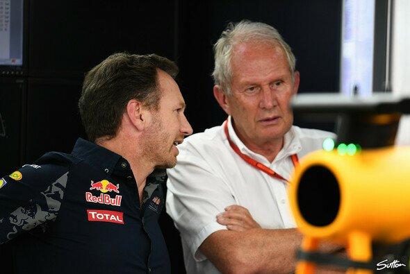 Red-Bull-Berater Dr. Helmut Marko lässt an den Formel-1-Regeln 2021 kein gutes Haar - Foto: Sutton