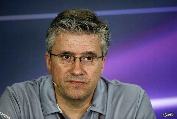 Pat Fry wird neuer Technischer Direktor Pat Fry - Foto: Sutton