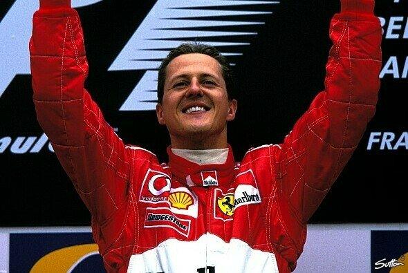 Michael Schumachers Karriere war von einigen besonderen Momenten geprägt - Foto: Sutton