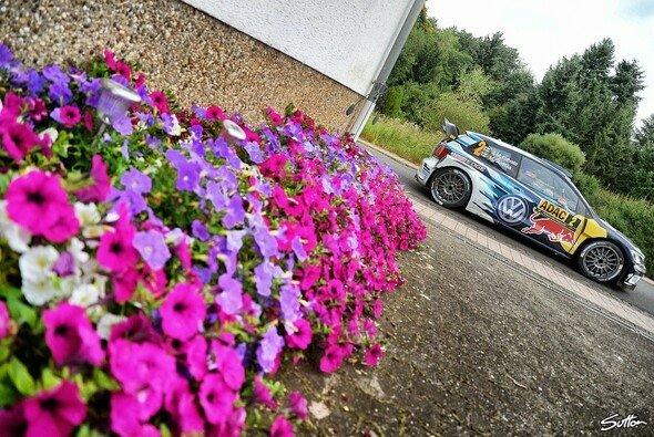Jari-Matti Latvala war der größte Pechvogel der Rallye Deutschland - Foto: Sutton