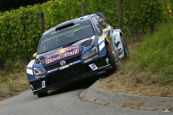 Der Volkswagen Polo R WRC wird nun an Kunden vermietet - Foto: Sutton